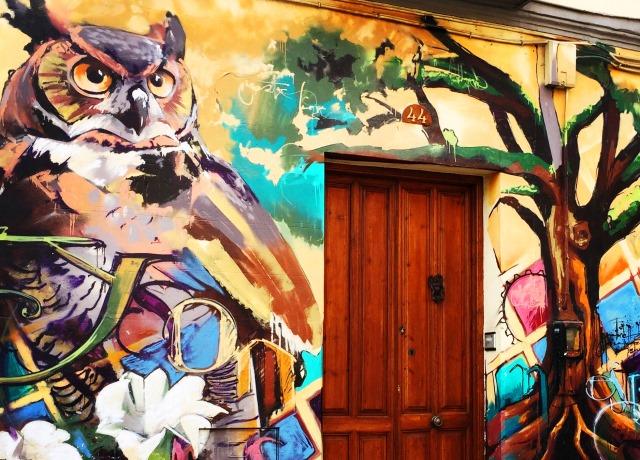 Grenada street art