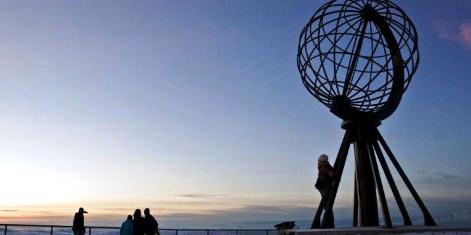 North Cape - Hurtigruten excursion