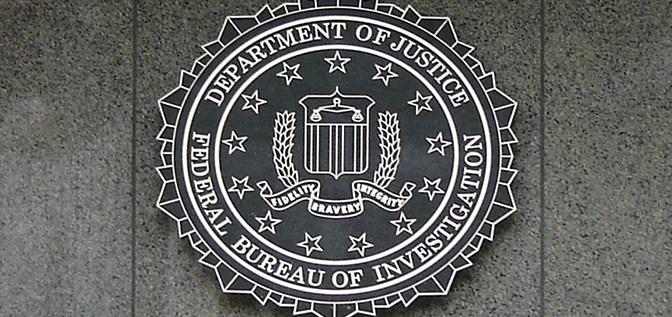 FBI-logo-wall