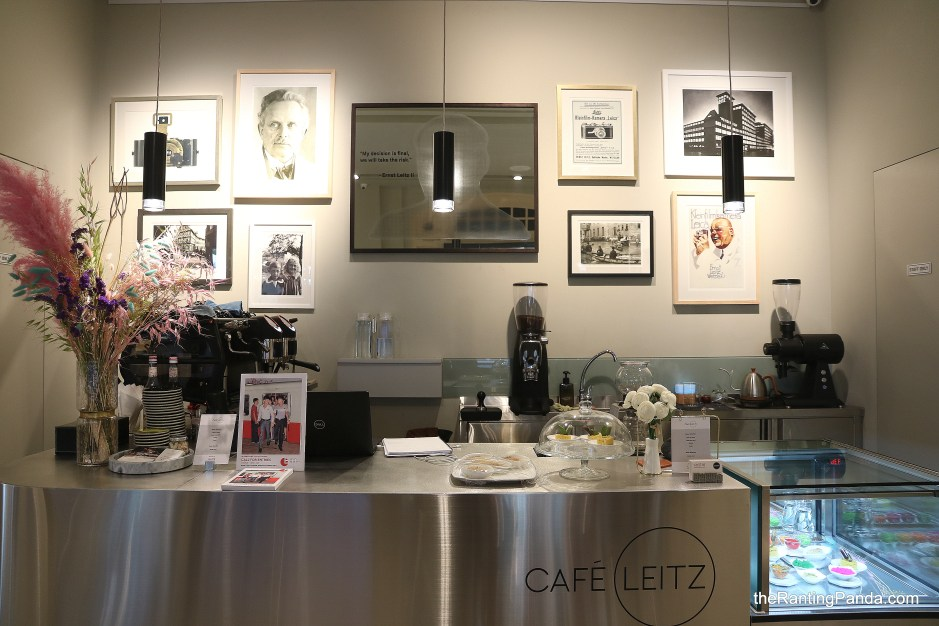 Snippets: Cafe Leitz Singapore at Raffles Hotel ...