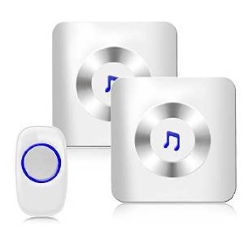 Aerb Premium Portable Wireless Door Bell Chime