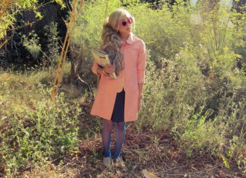 Harry Potter Inspired Fashion - Luna Lovegood