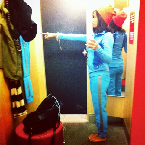 thereafterish, ootd, team zissou halloween costume, team zissou costume, honolulu halloween