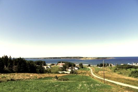Cape Breton, Port Hood Place, Port Hood Island