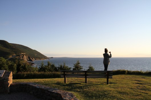 Cape Breton, The Cabot Trail, Nova Scotia Coastline, Cape Breton Sunset