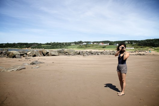 Travel Style, Port Hood Beach, Cape Breton