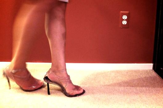 Melissa Shoes, Clear Heels, Melissa x Jean Paul Gaultier, Jean Paul Gaultier Melissa Heels