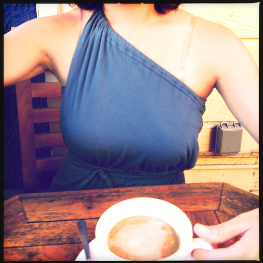 Emami Limitless Dress, Cafe De Amis Paia Maui