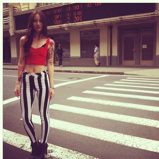 Erica Miguel, Fighting Eel, Honolulu Street Style, 808 Style