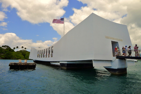 thereafterish, Hawaii Living, Pearl Harbor Tour, Oahu living, Hawaii sight seeing