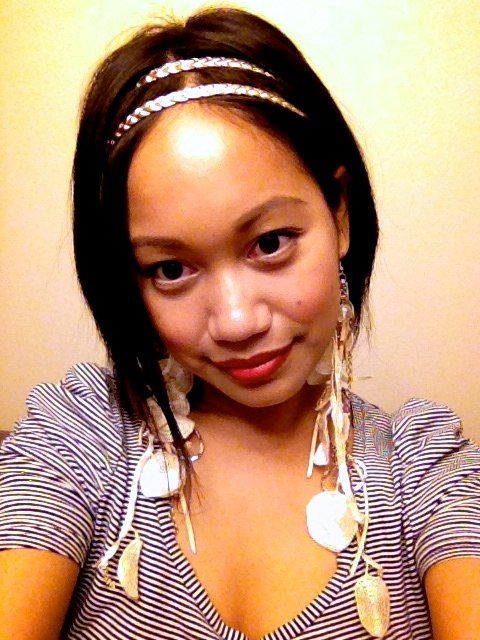 thereafterish, ootd, what I wore, stylish head accessories, goddess headband