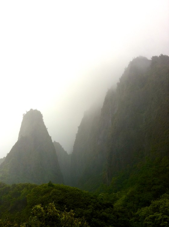 thereafterish, travelgram, day in the life, weekend recap, hawaii life, maui travel, maui, Iao Needle, Iao Valley