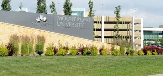 CALGARY, AB Mount Royal University