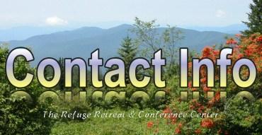 Summer-Contact Info