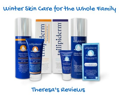 Winter Skincare for the Whole Family - Kids' Winter Skin Care Essentials - Theresa's Reviews - www.theresasreviews.com