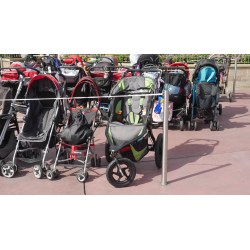 Small Crop Of Bob Double Stroller