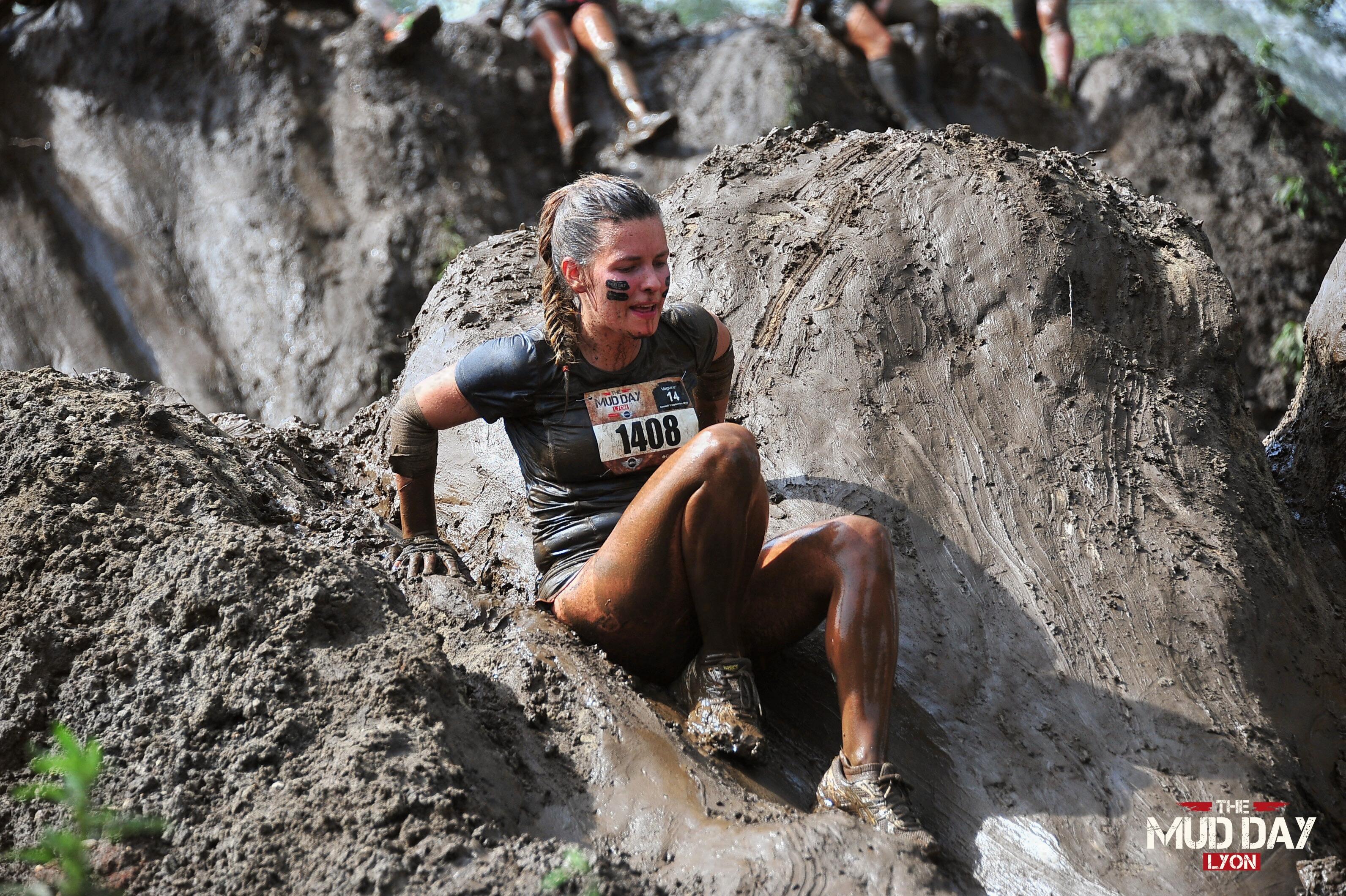 Comment survivre à une Mud Day?