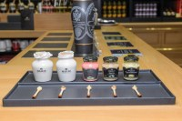 The Maille Boutique in New York - Tasting Event - The Mustards