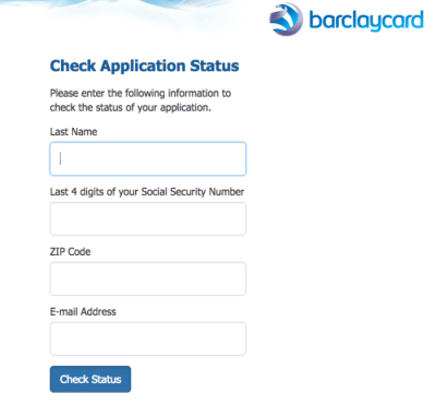 How To Check Barclay Credit Card Application Status + Reconsideration Phone Number - The Reward Boss