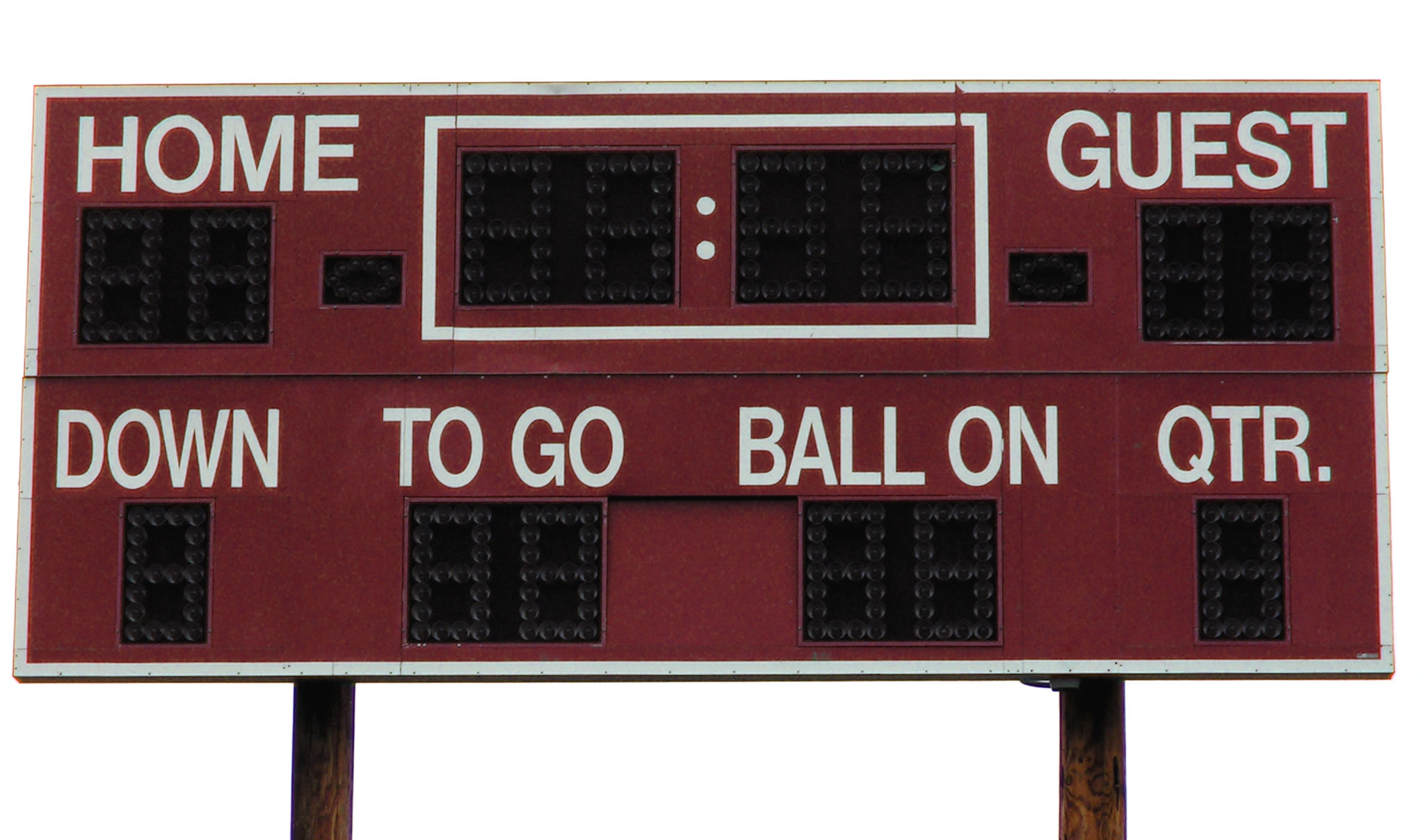 Your Business Goals -The Danger of Watching the Scoreboard