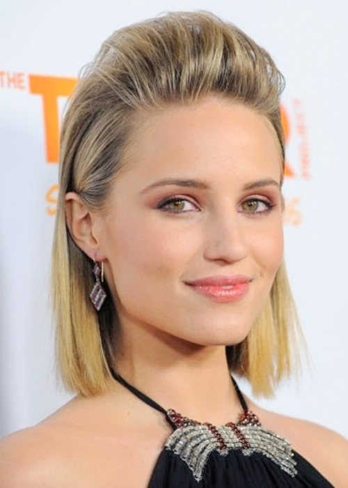 Diana Agron short hairstyle
