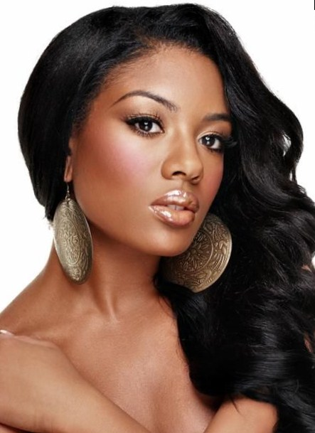 Long Weave Hairstyles For Round Faces 101