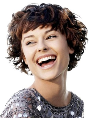 20 Most Delightful Short Wavy Hairstyles