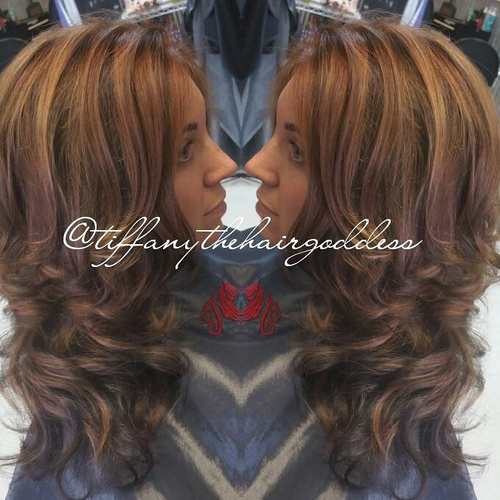 Hairstyle pic 35 ideas for light brown hair with highlights and light chocolate brown hair with subtle highlights pmusecretfo Gallery