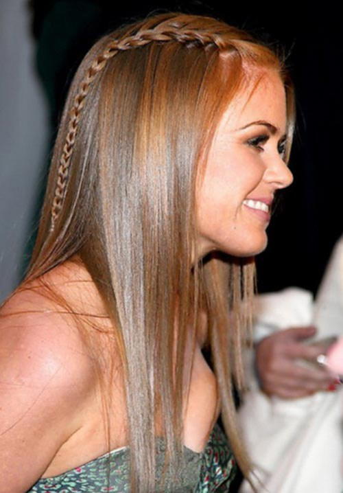 40 Fetching Hairstyles for Straight Hair