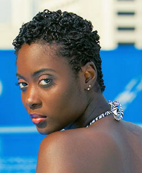 How to Twist Black Hair Twists For Short Black Hair