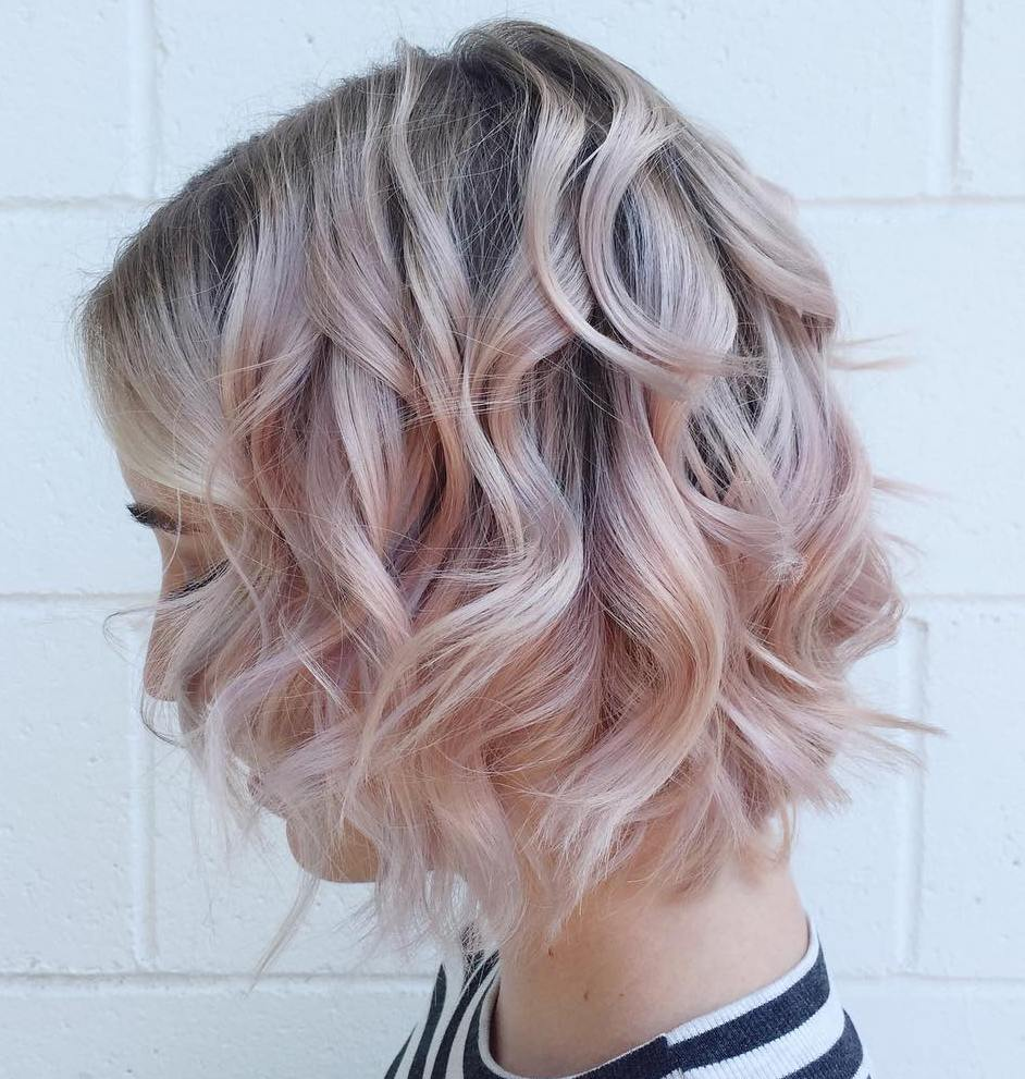 Wavy Bob For Thin Hair