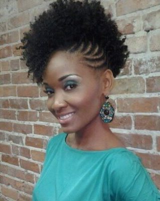 3 Fresh Natural Braided Hairstyles