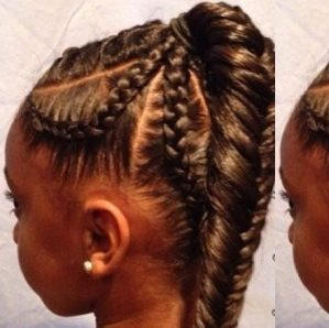 3 Striking Fishtail Braid Hairstyles For African Americans