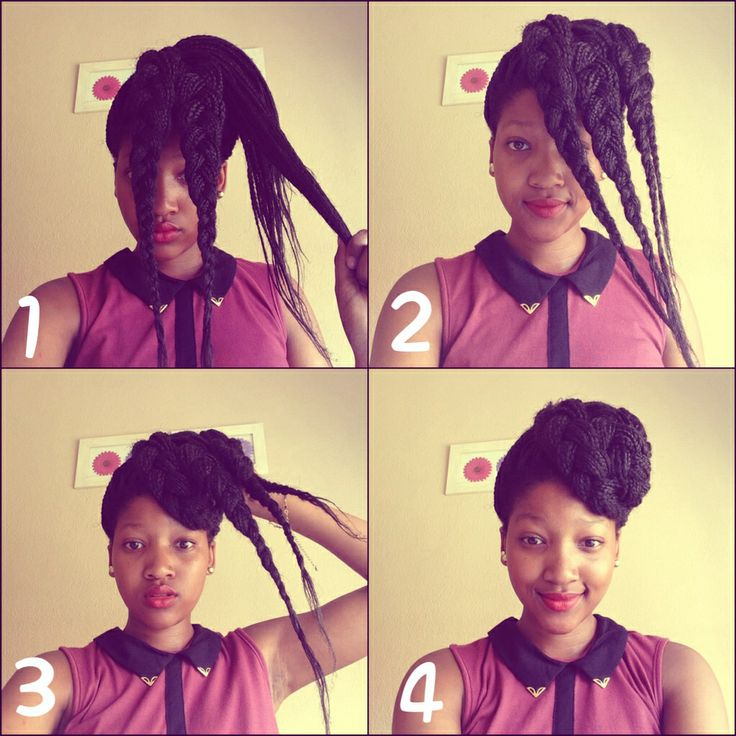 Style box braids top 35 box braids updo hairstyles my top 15 favorite