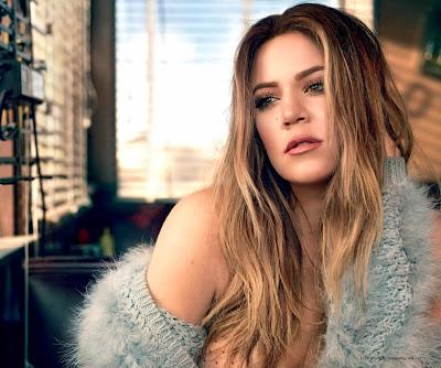 Kloe Kardashian hairstyle for fine hair