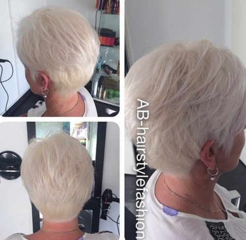 Hairstyles For Short Hair Over 70 : 70 Classy and Simple Short Hairstyles for Women over 50