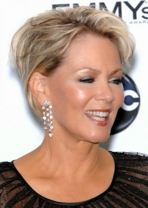 70 Classy and Simple Short Hairstyles for Women over 50 - Hairstyles