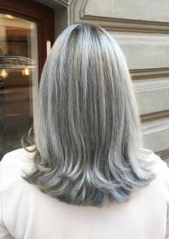 1-medium-gray-hairstyle-for-straight-hair