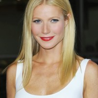 Gwyneth Paltrow blonde hair color idea