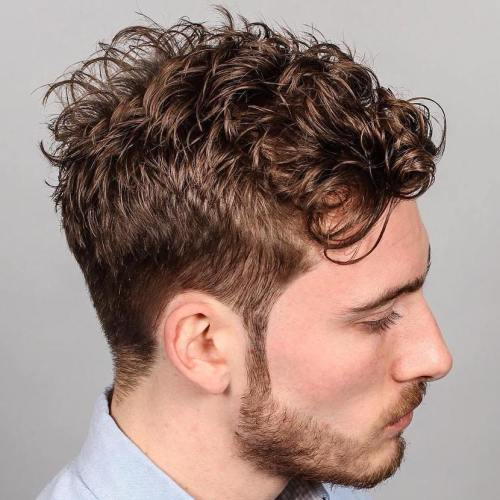 100 Men S Hairstyles Cool Haircuts 2018 Update: 100 Cool Short Hairstyles And Haircuts For Boys And Men In