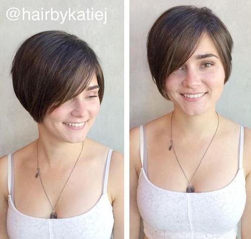 Creative  Girls Bob Haircuts  Bob Hairstyles 2015  Short Hairstyles For Women