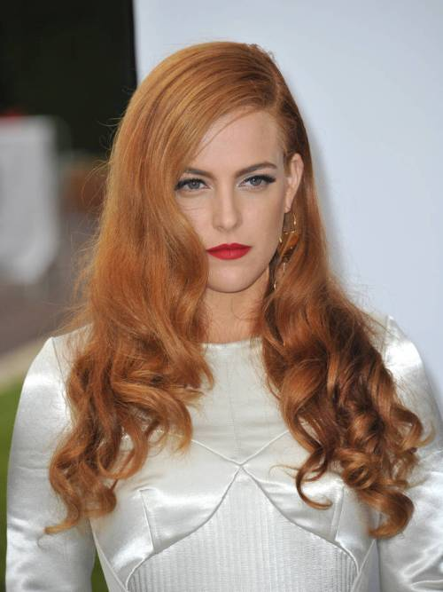 Hair highlights redhead love this