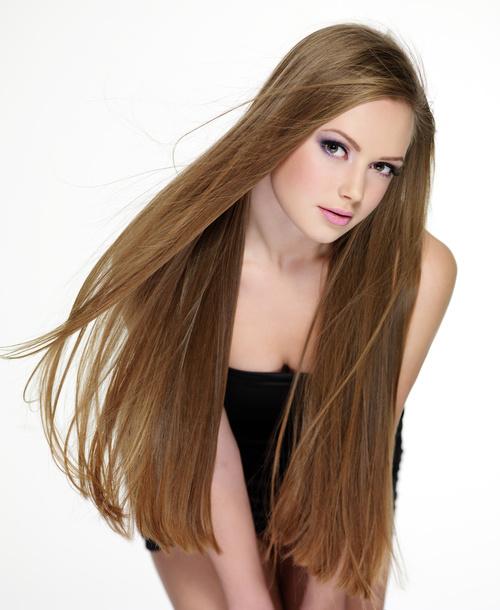 long haircut for teenagers