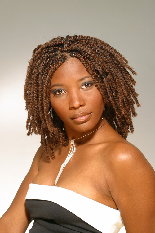 37 Chic Twist Hairstyles for Natural Hair