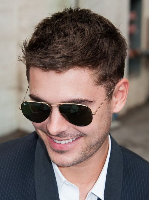 zac efron new hairstyle