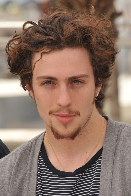 curly hairstyles men 40 ideas