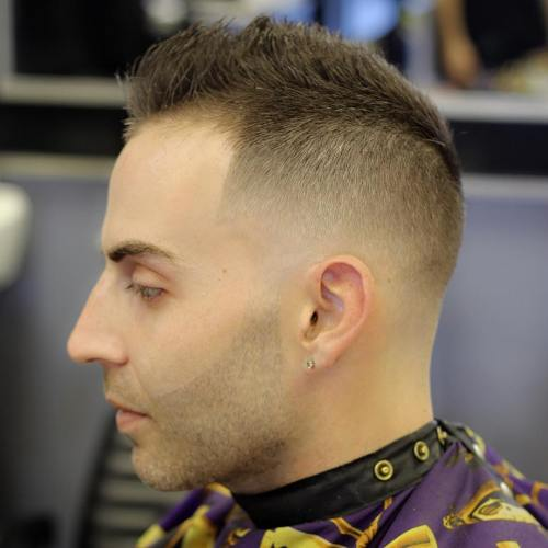 Spiky Haircut For Thinning Hair