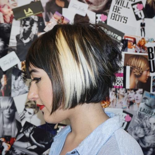 40 Fabulous Choppy Bob Hairstyles