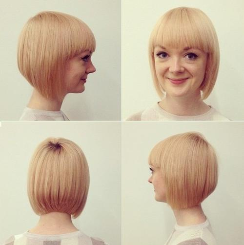 20 Beautiful And Classy Graduated Bob Haircuts