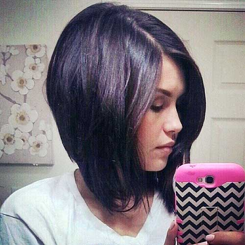 Admirable 40 Trendy Inverted Bob Haircuts Hairstyle Inspiration Daily Dogsangcom